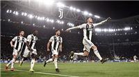 Cristiano Ronaldo lập hat-trick, Juve hạ Atletico 3-0: Khi đánh đầu là một nghệ thuật