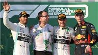 Hamilton không nhất,Mercedes vẫn vô đối ở chặng mở màn mùa giải mới