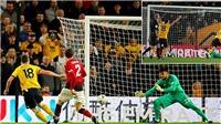 VIDEO Wolves 2-1 MU: Quỷ đỏ thua sốc Wolves, tạm biệt cúp FA