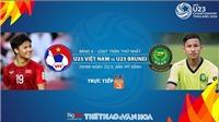 Kết quả vòng loại U23 châu Á 2020. Kết quả U23 Việt Nam vs U23 Brunei, U23 Thái Lan vs U23 Indonesia