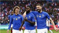 VIDEO Pháp 4-0 Iceland: Hủy diệt xứ băng đảo