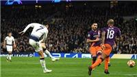 VIDEO bàn thắng Tottenham 1-0 Man City: Aguero đá hỏng 11m, City nhận trái đắng từ Son Heung Min