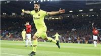 MU 0-1 Barca: Messi bị phong tỏa hay không, Barcelona vẫn trên tầm MU