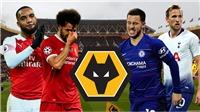 CLB nào đã đánh bại cả 4 đội dự Chung kết các cúp châu Âu mùa này?