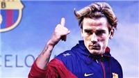 CHUYỂN NHƯỢNG Barca 17/5: Griezmann chấp nhận giảm lương để tới Barca, Cillesen tới MU thay De Gea