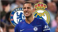 NÓNG: Vì luật công bằng tài chính, Chelsea chấp nhận để Hazard sang Real