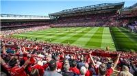 'Thánh đường' Anfield của Liverpool FC qua lăng kính người yêu bóng đá