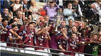 Aston Villa 2-1 Derby County: Terry thắng Lampard trong trận cầu trăm triệu bảng