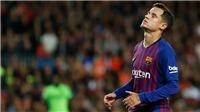 CHUYỂN NHƯỢNG Barca: Coutinho nộp đơn chuyển nhượng, Griezmannnổi giận với Barca