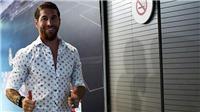CHUYỂN NHƯỢNG Real 31/5: Ấn định ngày ra mắt Hazard, Ramos từ chối tới Trung Quốc