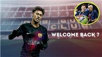 CHUYỂN NHƯỢNG Barca 12/6: De Ligt 'thả thính' Barca, Neymar muốn trở về Camp Nou