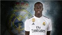 CHÍNH THỨC: Real Madrid hoàn tất vụ chuyển nhượng Mendy, sắp cán mốc 400 triệu mua sắm