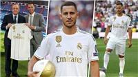 CHUYỂN NHƯỢNG Real 14/6: Hazard bị từ chối áo số 10, Real Madrid mua 'Messi Nhật', MU hét giá Pogba