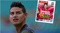 Bóng đá hôm nay, 14/7: Dunga khuyên Neymar, Atletico sắp có James Rodriguez, Liverpool nhắm Vua phá lưới Nga