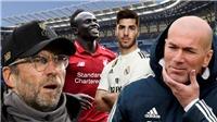 CHUYỂN NHƯỢNG Real 19/7: Ramos đòi bán Bale, Zidane muốn các Asensio lấy Mane