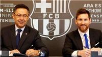 CHUYỂN NHƯỢNG BARCA 29/7: Neymar có thể tái ngộ Alves ở Camp Nou, Barca ký hợp đồng trọn đời với Messi