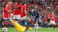 VIDEO MU 4-0 Chelsea: Rashford rực sáng, MU thắng lớn ở vòng 1 ngoại hạng Anh