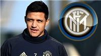 Tin bóng đá MU hôm nay, 18/8: Sanchez giảm lương để tới Inter Milan, Rashford tập như Ronaldo
