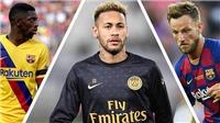 TRỰC TIẾP vụ Neymar sang Barca: Dembele quyết bám trụ Camp Nou, PSG và Barca gặp nhau tiếp ở Monaco