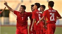 Lịch thi đấu U15 Đông Nam Á vòng bán kết. Trực tiếp U15 Việt Nam vs U15 Malaysia (15h00 ngày 7/8)