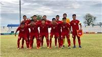 Lịch thi đấu và trực tiếp U15 Đông Nam Á hôm nay: Việt Nam đấu với Malaysia (15h00, 7/8)