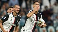 Juventus 2-1 Verona: Ronaldo ghi bàn quyết định, Juve thắng nhọc tân binh