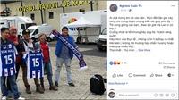 Nghiêm Xuân Tú lý giải vì sao Văn Hậu chưa được ra mắt SC Heerenveen