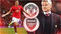 MU vs Arsenal: Đốm lửa để thắp lại hy vọng cả mùa giải
