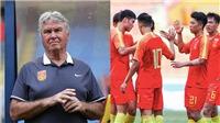 U22 Trung Quốc 0-2 U22 Việt Nam: Đến Hiddink cũng khó đưa Trung Quốc đến Olympic