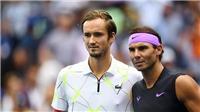 Tennis: Thắng kịch tính Daniil Medvedev, Rafael Nadal vô địch Mỹ mở rộng 2019