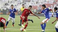 Malaysia đấu với UAE: Người Mã tiến bộ đến đâu? (19h45 hôm nay, trực tiếp)