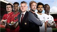 Ngoại hạng Anh vòng 9: MU 'chiến' Liverpool, dậy sóng ở Old Trafford