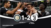 Kết quả bóng đá ngày 6/10, rạng sáng 7/10: MU thua đau, Inter nhận thất bại đầu tiên, Barca đại thắng