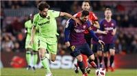 Xem trực tiếp bóng đá: Levante đấu với Barcelona (22h hôm nay). Bóng đá TV, SCTV