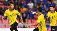 Bóng đá SEA Games 30: U22 Phillipines và U22 Malaysia sẽ giành vé ở bảng A?