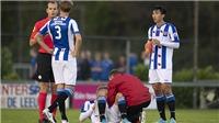 Văn Hậu đá trọn 90 phút, đội trẻ Jong Heerenveen thua đậm 0-6