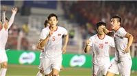 CHẤM ĐIỂM U22 Indonesia 0-3 U22 Việt Nam: Điểm 10 cho Văn Hậu, Hùng Dũng, và 9 cho phần còn lại