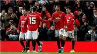 Ngoại hạng Anh vòng 18: Mourinho gieo sầu cho Chelsea, MU lại trượt chân trước đội yếu?
