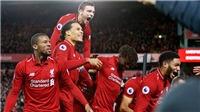 Lịch thi đấu Ngoại hạng Anh vòng 17. Trực tiếp Liverpool vs Watford, MU vs Everton, Arsenal vs Man City