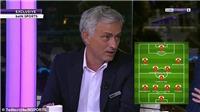 Mourinho bầu đội hình tiêu biểu Champions League đầy bất ngờ và Ronaldo... BUỒN
