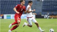 U23 Việt Nam 0-0 U23 UAE: Huỳnh Tấn Sinh và bài học nhớ đời