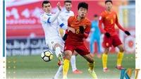 NHẬN ĐỊNH U23 Trung Quốc vs Uzbekistan (20h15 ngày 12/1): Lịch sử lặp lại?