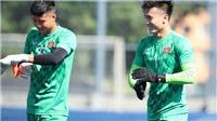 VCK U23 châu Á 2020: Thầy Park sẽ chọn Văn Toản, hay Tiến Dũng?