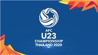 Bảng xếp hạng U23 châu Á 2020: BXH VCK U23 châu Á