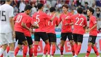 NHẬN ĐỊNH U23 Hàn Quốc vs U23 Trung Quốc (20h15, 9/1): Khó có bất ngờ. VTV6 trực tiếp