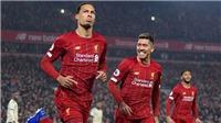 Ngoại hạng Anh vòng 29: Liverpool thắng nhọc. MU rớt khỏi Top 5