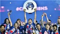 NÓNG: PSG được trao chức vô địch Ligue 1, fan Liverpool khấp khởi
