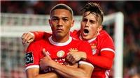 BÓNG ĐÁ HÔM NAY 12/5: MU săn sát thủ số 1 Primeira Liga, Việt Nam ở nhóm 3 VCK U19 châu Á