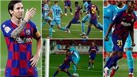 Điểm nhấn Barcelona 2-0 Leganes: Thần đồng ghi điểm, Messi cận kề cột mốc, Griezmann vẫn tịt ngòi