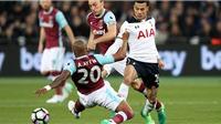Link xem trực tiếp bóng đá Tottenham vs West Ham. Xem trực tiếp bóng đá Anh. K+PM
